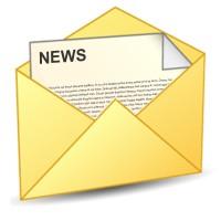 Une image représentant le module de gestion de lettre d'information.
