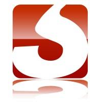 Le logo de Solgema, la solution idéale pour gérer votre stratégie internet.
