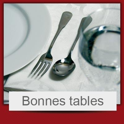 Logo Solgema pour les bonnes tables
